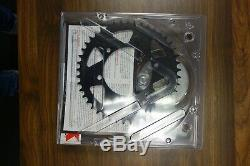 06-13 Yamaha Yzf-r6, Rk Chain And Sprocket Kit, 520 Race Conversion Kit
