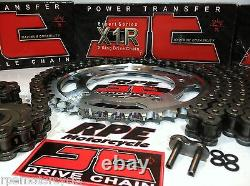2001-2006 HONDA CBR600 F4i JT X-Ring 530 conversion OEM CHAIN AND SPROCKETS KIT