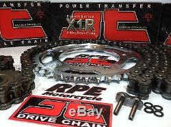 2003-04 Kawasaki ZX636 JT 525 conversion Chain and Sprocket Kit