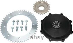 Cush Drive Chain Conversion Kit 51 Tooth Rear Sprocket Harley Road Glide 2009-20