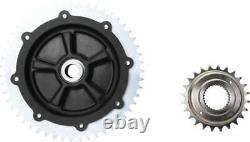 Cush Drive Chain Conversion Kit 51 Tooth Rear Sprocket Harley Road King 2009-20