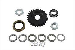 Engine Sprocket Conversion Kit 24 Tooth fits Harley Davidson shovelhead 19-0424