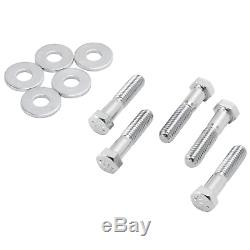Lowbrow Customs Chain Conversion Kit Silver 95-03 Harley 1200 Sportster XL USA