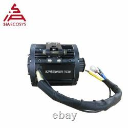 Mid Drive Motor 4000W Rated 7500W with Votol Controller 72V for E Dirt Bike