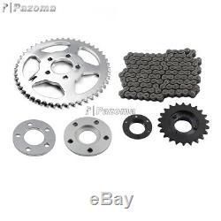 Motorbike Chain Drive Transmission Sprocket Conversion Kit For Sportster 2000-Up