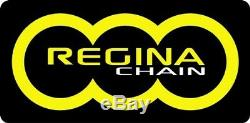Regina 520 ZRD Chain and Sprocket Kit 520 Conversion Kit - 5ZRP/110-KSU013