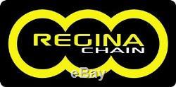 Regina 520 ZRD Chain and Sprocket Kit 520 Conversion Kit - 5ZRP/110KSU025