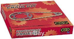 Regina ZRP Z-Ring 520 Conversion Chain/Sprocket Kit (16/45) 99-00 Honda CBR600F4
