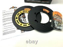 Tru Tension Kart Sprocket Protector Rapid Release Conversion Kit- Rotax Cadet