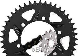 Vortex CK6243 GFRA Go Fast 520 Conversion Chain and Sprocket Kit