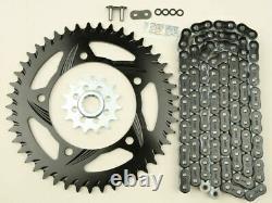 Vortex CK6287 HFRA Hyper Fast 520 Conversion Chain and Sprocket Kit