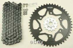 Vortex CK6316 HFRS Hyper Fast 520 Street Conversion Chain and Sprocket Kit