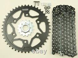 Vortex CK6354 HFRS Hyper Fast 520 Street Conversion Chain and Sprocket Kit