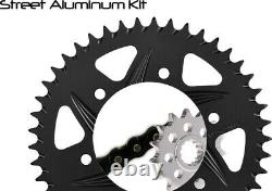 Vortex GFRA Go Fast 520 Conversion Chain and Sprocket Kit CK5267