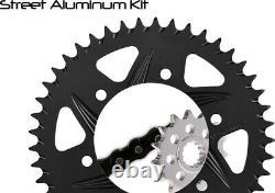 Vortex GFRA Go Fast 520 Conversion Chain and Sprocket Kit CK6250