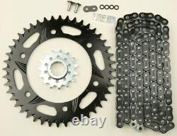 Vortex HFRA Hyper Fast 520 Conversion Chain and Sprocket Kit CK6332