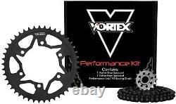 Vortex HFRS Hyper Fast 520 Conversion Chain and Sprocket Kit #CK6341