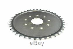 Wheel Sprocket 41T 41 Tooth 415 Rear Bicycle Engine Conversion 50cc 60cc 80cc