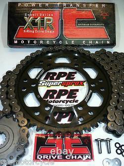 Zx10r Ninja'11-15 New Jt X-ring 530 Conversion Chain And Sprockets Kit Zx-10r
