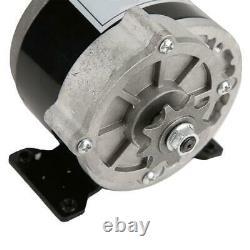 12v 250w Réducteur Électrique Sprocket Moteurs À Balais CC Motors Reductor