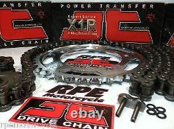 1999-2012 Suzuki Sv650 Sv650s Jt 530 X1r Conversion Chain And Sprockets Kit