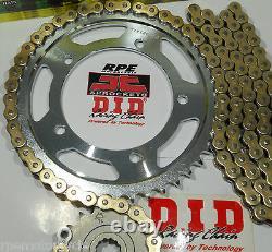 2002 Ducati M900 I. E. DID 525 Chain Et Sprockets Kit Premium 525 Conversion