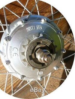 26 36v Hub Moteur Électrique Roue De Conversion 1000w 16 Dents Sprocket & Pneus 28a