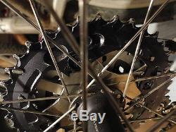 40t 42t Pignon / Cassette / Adaptateur De Plateau / Expandeur Vtt 7/8/9 Vitesses