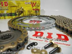 Ducati M900 I. E.'00/01 DID 525 Chain And Sprockets Kit Premium 525 Conversion