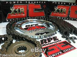 Kawasaki Zx10r 2006-07 Kit De Chaînes Et De Pignons Mise À Niveau De Conversion 530