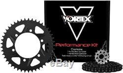Kit Chaîne Et Pignon De Conversion Vortex Hfra Hyper Fast 520 Ck6336