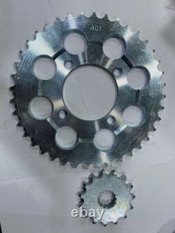 Kit De Conversion Chain/sprocket Pour Rd250/350/400 15t 40tus