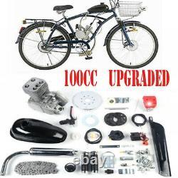 Kit De Conversion De Bricolage Moteur À Essence 100cc 2 Pour Vélo De Montagne Motorisé Royaume-uni