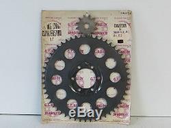 Kit De Conversion De Pignon C. T. Alliage 52t Yamaha À Ct Dtt 1 2 3 125 175 (3123)