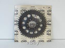 Kit De Conversion De Pignon C. T. Alloy 46t (520) Pour Yamaha Mx125-175 Yz125 (2615)