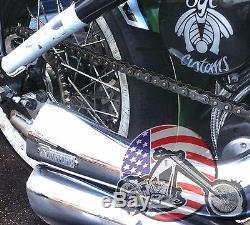 Kit De Conversion De Pignon De Transmission À Entraînement Par Chaîne Harley Sportster 2000 2019 XL