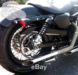 Kit De Conversion De Pignon De Transmission À Entraînement Par Chaîne Harley Sportster Evo Hugger