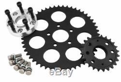 Kits De Conversion Courroie / Pignon Twin Power H-d Sportster XL 91-03 21/48 4591
