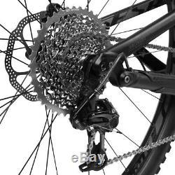 Mowa Vtt 42t Sprocket Vélo Pour La Mise À Niveau Shimano / Sram 10 Vitesses Cassette Noir