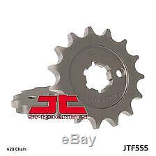 Nouveau Kit De Conversion Kawasaki Kx85 14/50 428 Jt Sprocket's & Hd Jt Chain