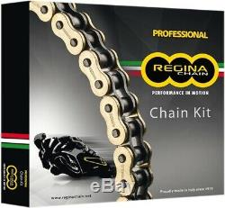 Regina 520 Zrd Chaîne Et Kit Sprocket 520 Kit De Conversion - 5zrp / 108 Kho005