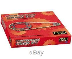 Regina Chain 5zrp / 114-kya012 520 Zrd Chaîne Et Kit Sprocket 520 Kit De Conversion