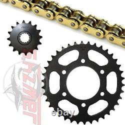 Sunstar 530 Conversion Rtg1 O-ring Chain 16-38 Sprocket Kit 43-3147 Pour Kawasaki