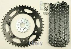 Vortex Ck6335 Hfra Hyper Fast 520 Chaîne De Conversion Et Kit Sprocket