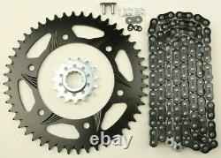 Vortex Ck6339 Hfra Hyper Fast 520 Chaîne De Conversion Et Kit Sprocket