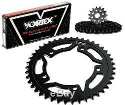 Vortex Ck6342 Kit De Chaîne Et De Pignon De Conversion Hfrs Hyper Rapide 520
