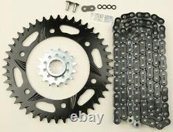 Vortex Hfra Hyper Fast 520 Chaîne De Conversion Et Pignon Kit Ck6332