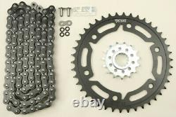 Vortex Hfra Hyper Fast 520 Chaîne De Conversion Et Pignon Kit Ck6336
