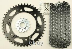 Vortex Hfrs Hyper Fast 520 Chaîne De Conversion Et Pignon Kit Ck6310