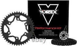 Vortex Hfrs Hyper Fast 520 Kit Chaîne De Conversion / Pignon 14/47/110 Sv650/s 99-09